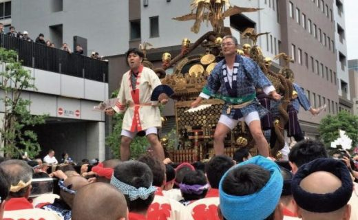 神田祭参加